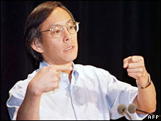 Dr Steven Chu, President-elect Barack Obama's pick to be Energy Secretary