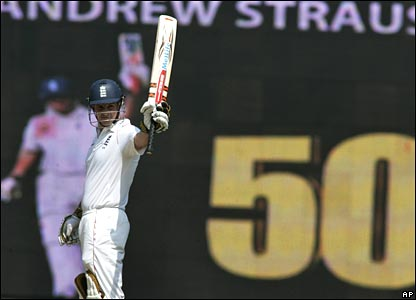 Strauss celebrates his 50