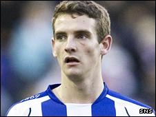 Kilmarnock striker Craig Bryson