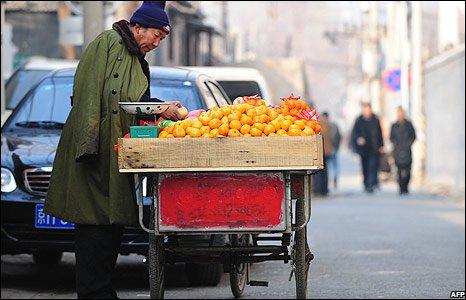 Beijing stall-holder