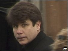 Rod Blagojevich on 10/12/08