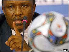 PSL chairman Irvin Khoza