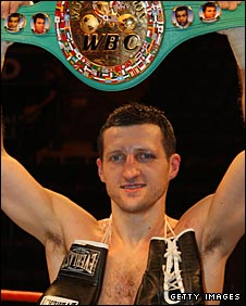 Froch, 31, has won all 24 of his professional fights