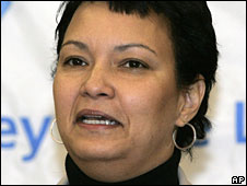 Lisa Jackson (file picture)
