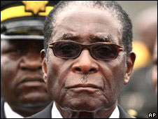 President Robert Mugabe