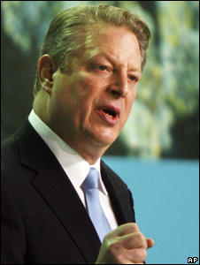 Al Gore (Image: AP)