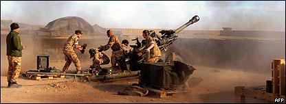 جنود بريطانيون في هلماند