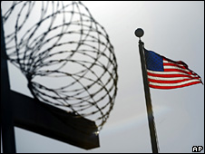 Detention centre at Guantanamo Bay (file)