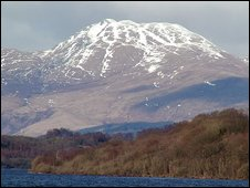 Ben Lomond from the south (Pic by Undiscovered Scotland)