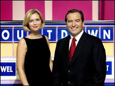 The new hosts of Countdown