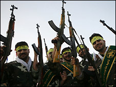 Iranian Revolutionary Guards - 25/11/2008
