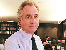 Bernard Madoff in 1999 - AP Photo/The New York Times, Ruby Washington