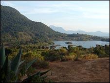 Michoacan scenery