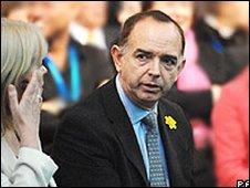 Welsh Conservative leader Nick Bourne