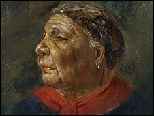 Mary Seacole. � National Portrait Gallery, London