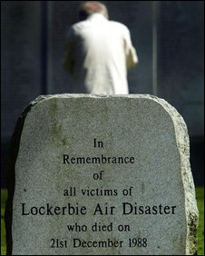 Lockerbie memorial