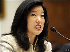 Michelle Rhee, Chancellor of District of Columbia Public Schools