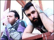 Dan Le Sac and Scrubious Pip
