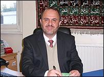 Ahmad Mahir Sabik, director ejecutivo de la mezquita londinense de Finsbury Park