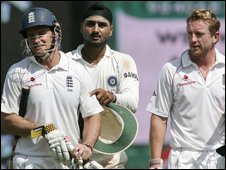 Cricketers from England and India