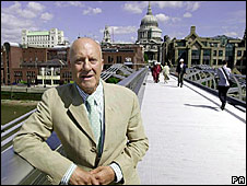 Lord Foster in 2000