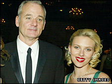 Lost in Translation stars Bill Murray and Scarlett Johansson