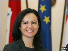 Europe Minister Caroline Flint