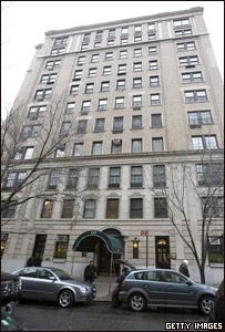 Edificio donde vive Madoff