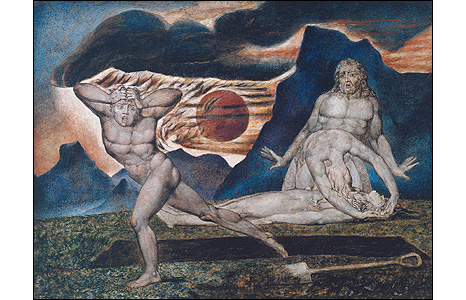 The Body of Abel Found by Adam and Eve circa 1826. © Tate
