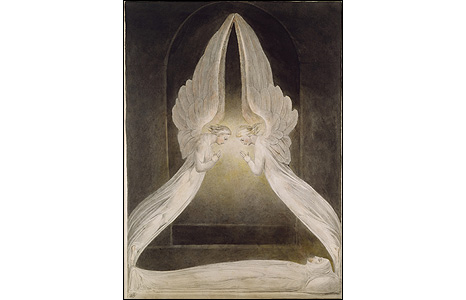 Christ in the Sepulchre, Guarded by Angels 1805. © V&A Images/Victoria and Albert Museum, London