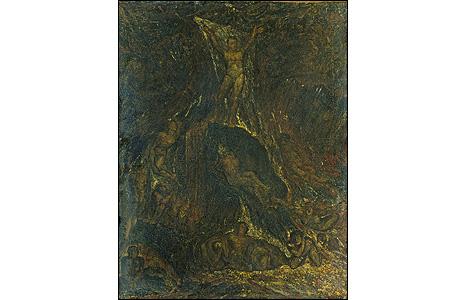Satan Calling up his Legions 1795-1800. © V&A Images/Victoria and Albert Museum, London