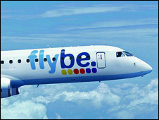 Flybe plane [Pic: Flybe]