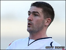 Chester striker Ryan Lowe
