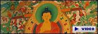 Grabado budista