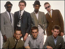 The Specials around 1979-81