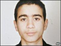 Omar Khadr, alleged Candian born terrorist
