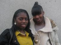 Tanya and Seleka