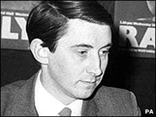 David Steel MP in 1970