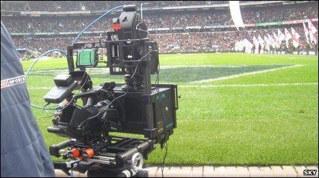 3D TV camera (Sky)