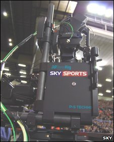 SKY 3D camera (Sky)