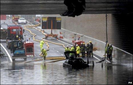 AUG - Flooding