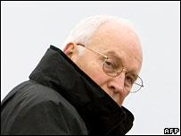 Dick Cheney, vicepresidente de EE.UU.