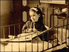 Annie Eastland. Pic:The Museum & Archive, Great Ormond Street Hospital for Children