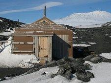 Shakleton's hut