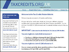 Web site of the Entitlements Agency Ltd