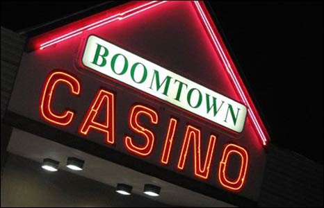 Casino in Fort McMurray, Alberta, Canada