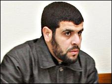 Abdelillah Ahriz in court - 18/12/2007
