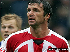 Gary Speed has played 18 games for Sheffield United this season