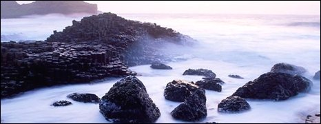 Giant's Causeway - PA/Heritage Lottery Fund
