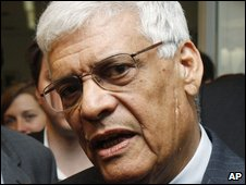 Opec's Abdalla Salem El-Badri